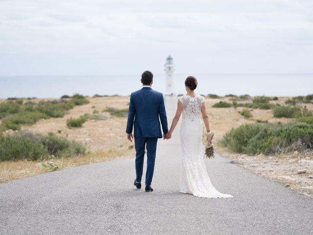 La boda de Alfonso y Mari en Es Pujols/els Pujols (Formentera), Islas Baleares 22