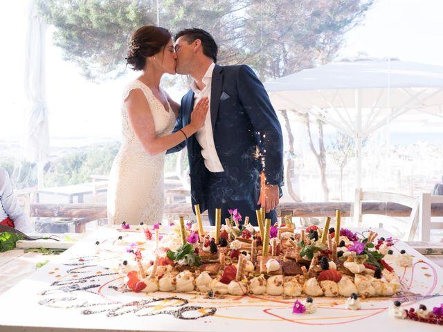 La boda de Alfonso y Mari en Es Pujols/els Pujols (Formentera), Islas Baleares 27