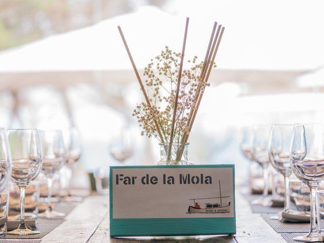 La boda de Alfonso y Mari en Es Pujols/els Pujols (Formentera), Islas Baleares 17