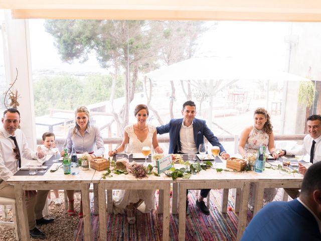 La boda de Alfonso y Mari en Es Pujols/els Pujols (Formentera), Islas Baleares 25