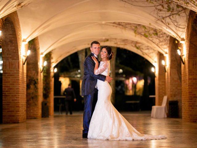 La boda de Jorge y Jessica en El Puig, Valencia 5