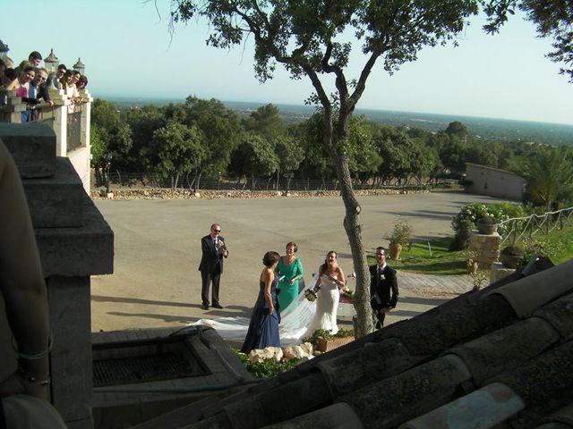 La boda de Dani y Carol en Porreres, Islas Baleares 4