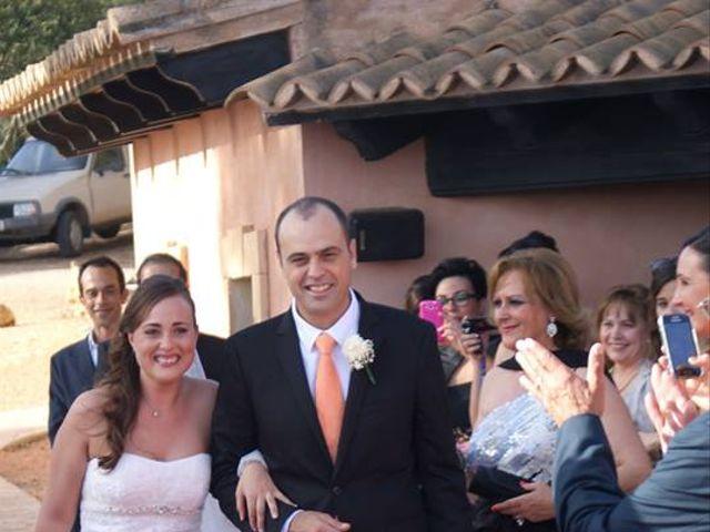 La boda de Dani y Carol en Porreres, Islas Baleares 5