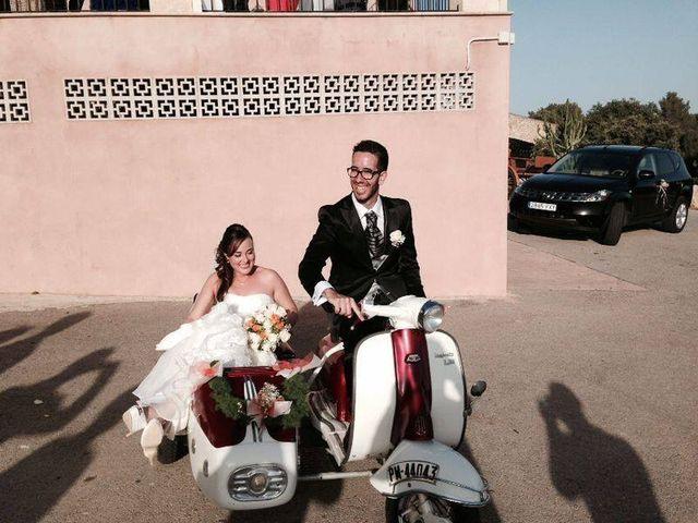 La boda de Dani y Carol en Porreres, Islas Baleares 2