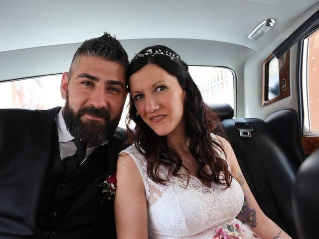 La boda de Eric y Montse en Sant Andreu De Llavaneres, Barcelona 3