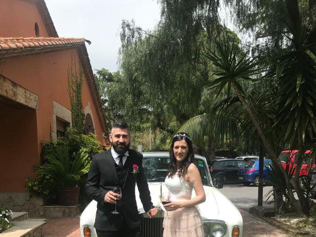 La boda de Eric y Montse en Sant Andreu De Llavaneres, Barcelona 4