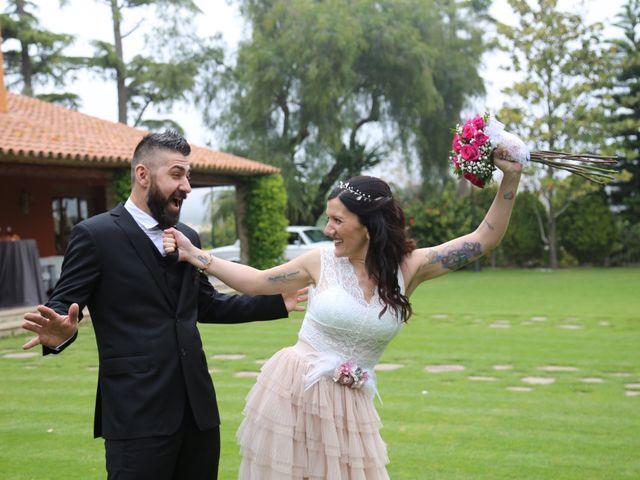 La boda de Eric y Montse en Sant Andreu De Llavaneres, Barcelona 6