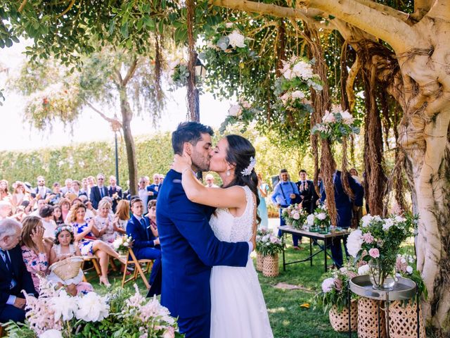 La boda de Davinia y Agustín