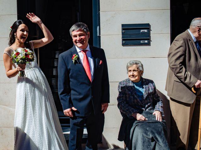 La boda de Jesús y Laura en Les Coves De Vinromà, Castellón 11