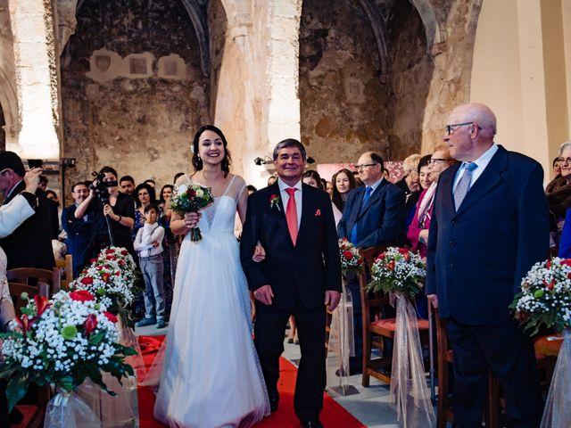 La boda de Jesús y Laura en Les Coves De Vinromà, Castellón 13