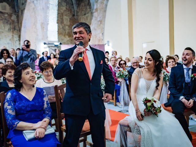 La boda de Jesús y Laura en Les Coves De Vinromà, Castellón 16