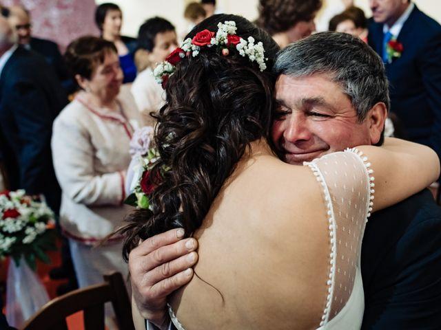 La boda de Jesús y Laura en Les Coves De Vinromà, Castellón 17