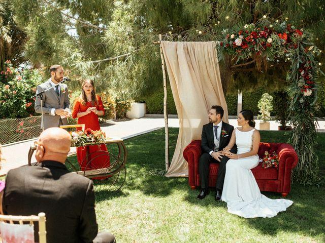 La boda de Mario y Beatriz en Los Montesinos, Alicante 1