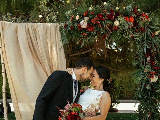 La boda de Mario y Beatriz en Los Montesinos, Alicante 2