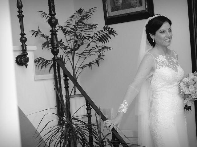 La boda de Ángel y Mercedes en Bollullos Par Del Condado, Huelva 2