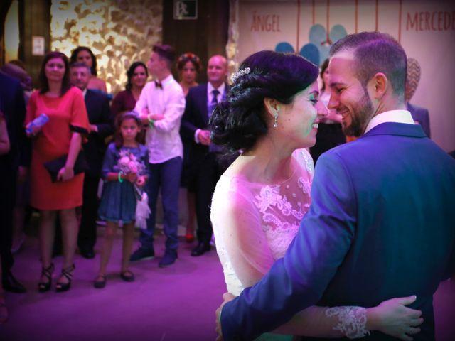 La boda de Ángel y Mercedes en Bollullos Par Del Condado, Huelva 5