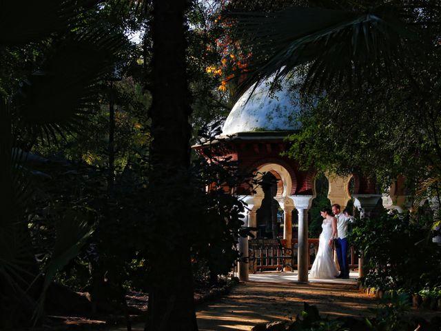 La boda de Ángel y Mercedes en Bollullos Par Del Condado, Huelva 9