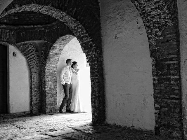 La boda de Ángel y Mercedes en Bollullos Par Del Condado, Huelva 12