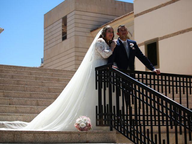 La boda de Marisa y Paco
