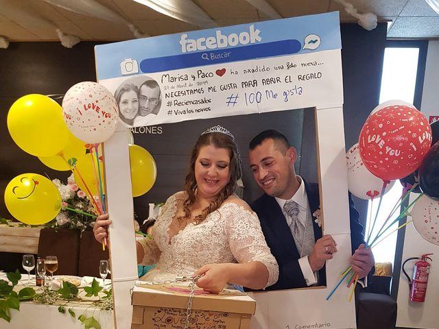 La boda de Paco y Marisa en Puerto Lumbreras, Murcia 3