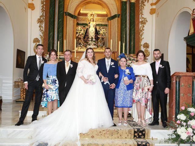 La boda de Paco y Marisa en Puerto Lumbreras, Murcia 11