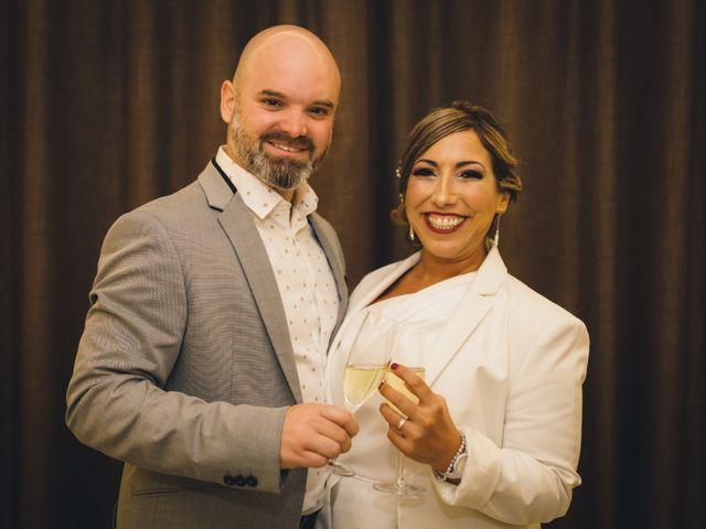 La boda de Guido y Elisa en Alacant/alicante, Alicante 1