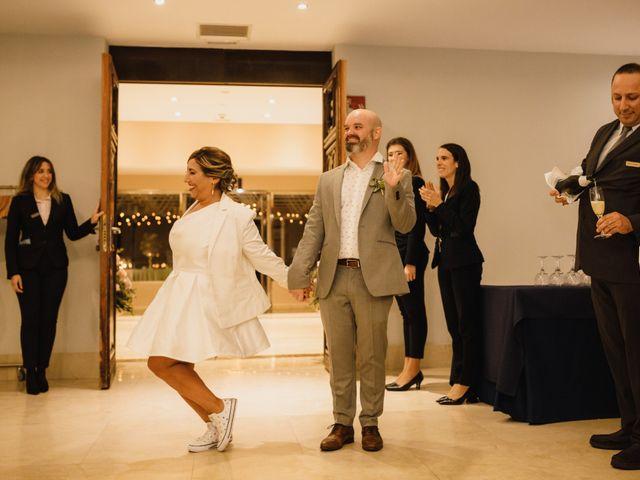 La boda de Guido y Elisa en Alacant/alicante, Alicante 14