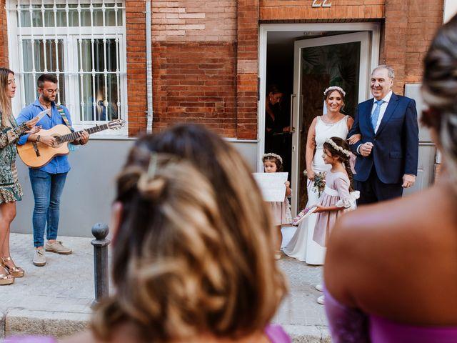La boda de Daniel y Arantxa en Alcala De Guadaira, Sevilla 21