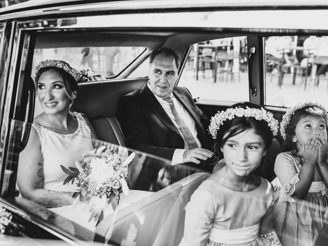 La boda de Daniel y Arantxa en Alcala De Guadaira, Sevilla 16