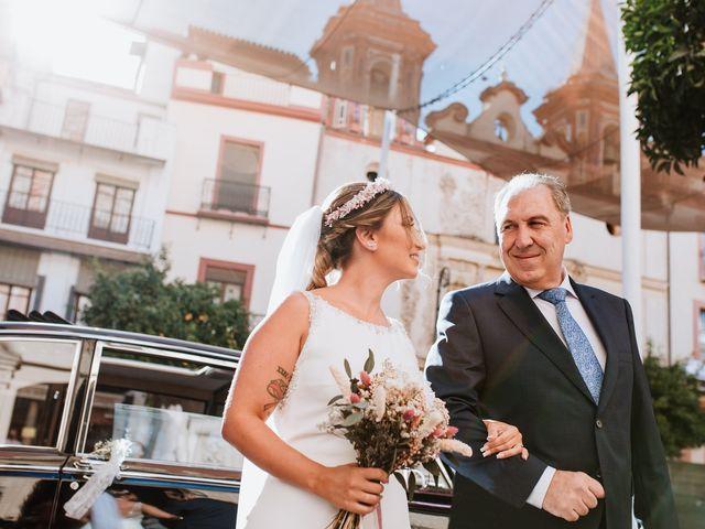 La boda de Daniel y Arantxa en Alcala De Guadaira, Sevilla 19