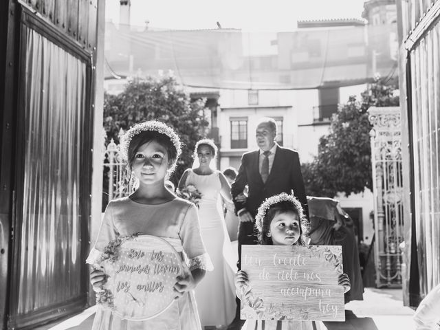 La boda de Daniel y Arantxa en Alcala De Guadaira, Sevilla 37
