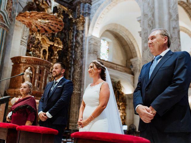 La boda de Daniel y Arantxa en Alcala De Guadaira, Sevilla 22