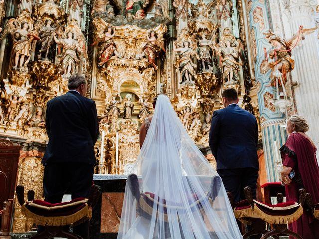 La boda de Daniel y Arantxa en Alcala De Guadaira, Sevilla 44