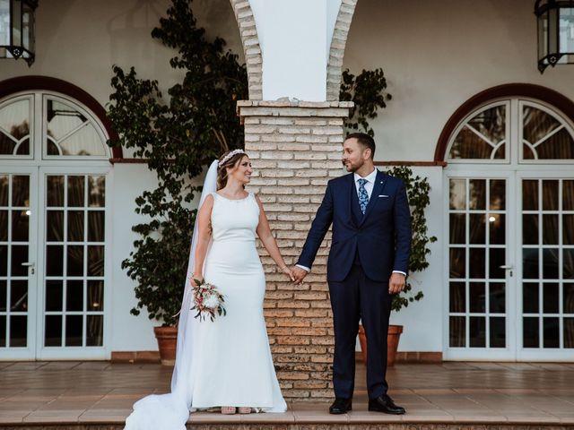 La boda de Daniel y Arantxa en Alcala De Guadaira, Sevilla 49