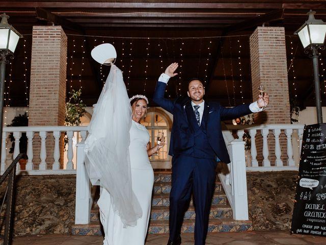 La boda de Daniel y Arantxa en Alcala De Guadaira, Sevilla 34