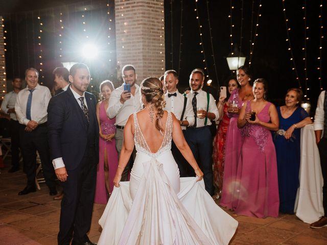 La boda de Daniel y Arantxa en Alcala De Guadaira, Sevilla 39