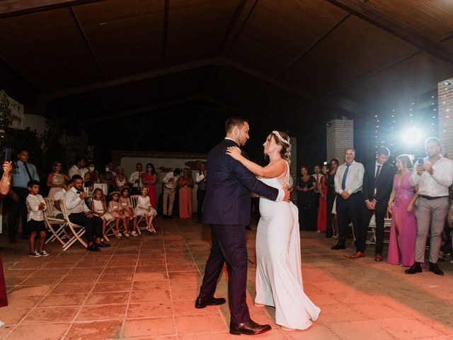 La boda de Daniel y Arantxa en Alcala De Guadaira, Sevilla 79