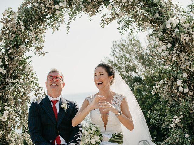 La boda de Toni y Mercedes en Sant Pere De Ribes, Barcelona 1