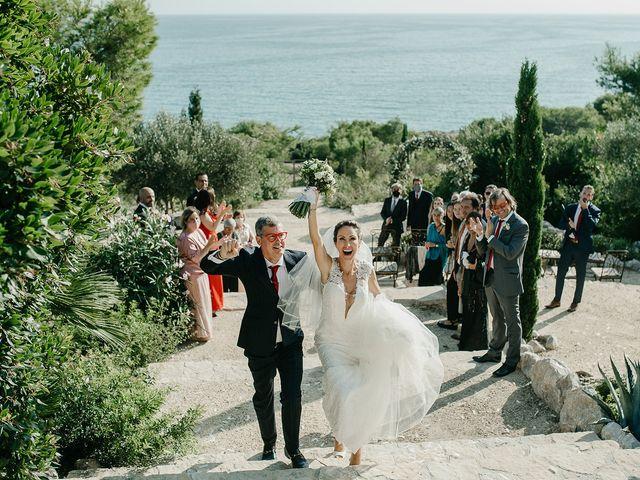 La boda de Toni y Mercedes en Sant Pere De Ribes, Barcelona 14