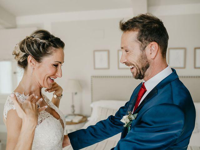 La boda de Toni y Mercedes en Sant Pere De Ribes, Barcelona 34