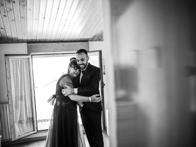 La boda de Adrian y Cristina en Miraflores De La Sierra, Madrid 8