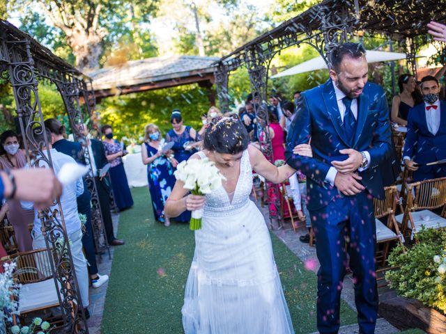 La boda de Adrian y Cristina en Miraflores De La Sierra, Madrid 23