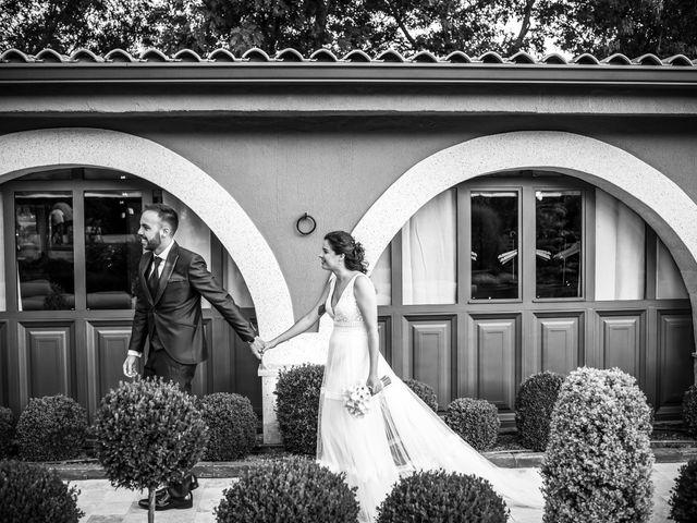 La boda de Adrian y Cristina en Miraflores De La Sierra, Madrid 25