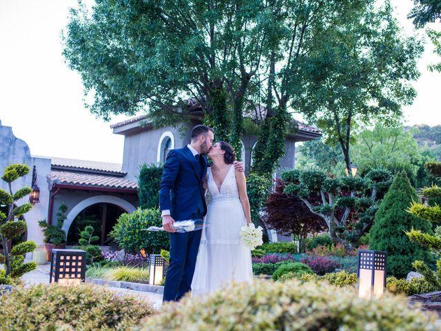 La boda de Adrian y Cristina en Miraflores De La Sierra, Madrid 26