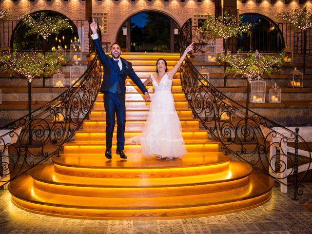 La boda de Adrian y Cristina en Miraflores De La Sierra, Madrid 28