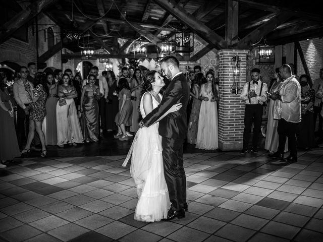 La boda de Adrian y Cristina en Miraflores De La Sierra, Madrid 30