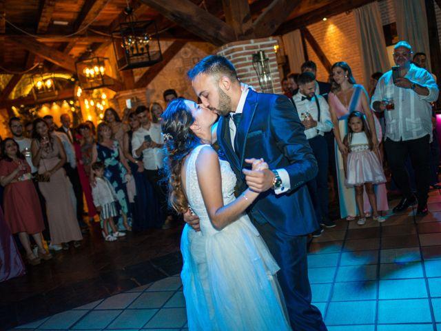La boda de Adrian y Cristina en Miraflores De La Sierra, Madrid 31