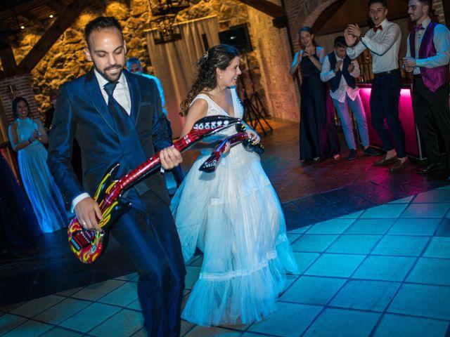 La boda de Adrian y Cristina en Miraflores De La Sierra, Madrid 32