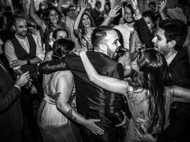 La boda de Adrian y Cristina en Miraflores De La Sierra, Madrid 34
