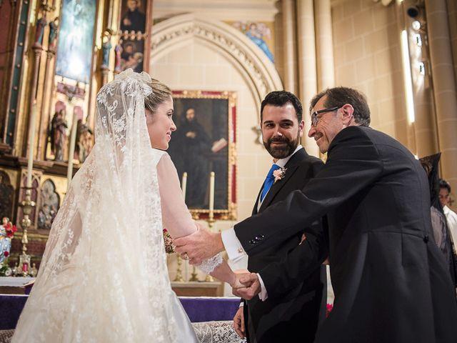 La boda de Ignacio y Isabel en Fuengirola, Málaga 19